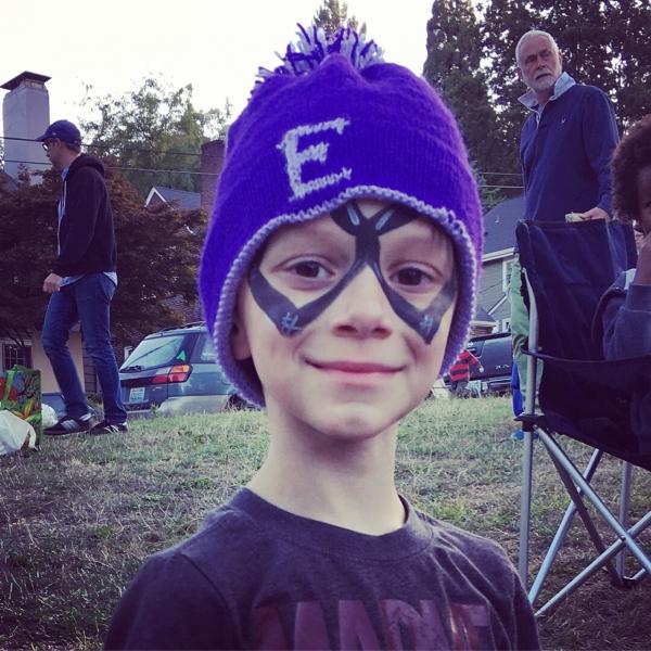 Elliott is Six (September 2017)