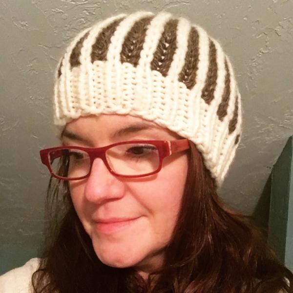 Beginners Brioche Hat (November 2017)