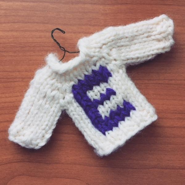 Tiny Sweater (December 2017)