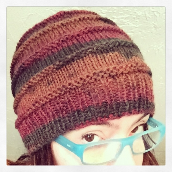 The Not-So-Slouchy Hat (March 2017)