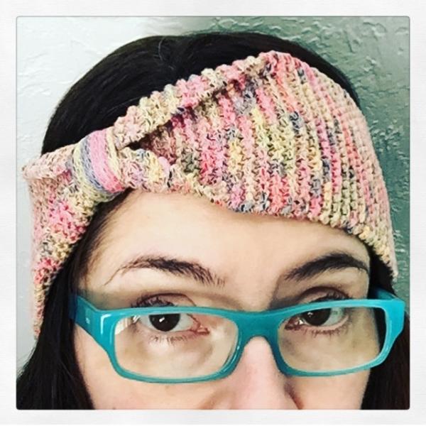 It's a Cinch Headband (May 2017)