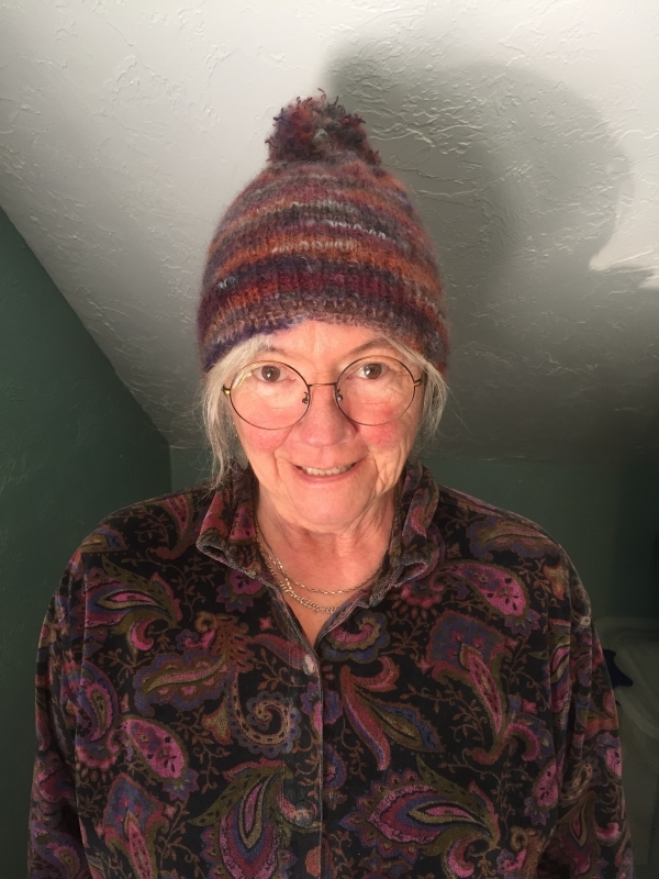 Grandma's Sweater Hat (April 2017)