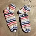 French Vanilla Socks (December 2017)