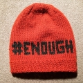 #ENOUGH Hat (February 2018)