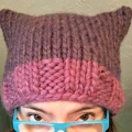 pussyhat #4 for Beth