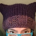 pussyhat #4 for Jan
