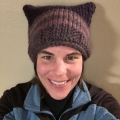 pussyhat #6 on its human
