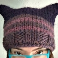 pussyhat #6 for Stephanie