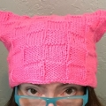 pussyhat #9 for Vicky