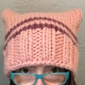pussyhat #10 for Kathy