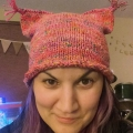 pussyhat #12 on its human