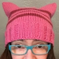 pussyhat #16 for Madeline