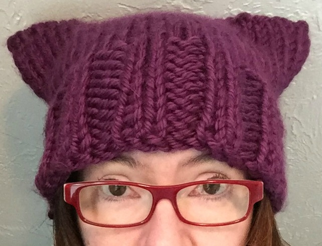 pussyhat #11 for Katie