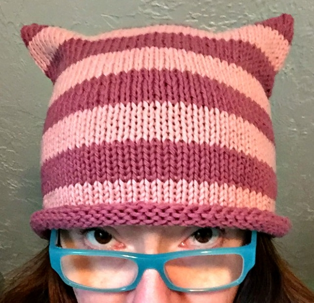 pussyhat #13 for Deirdre