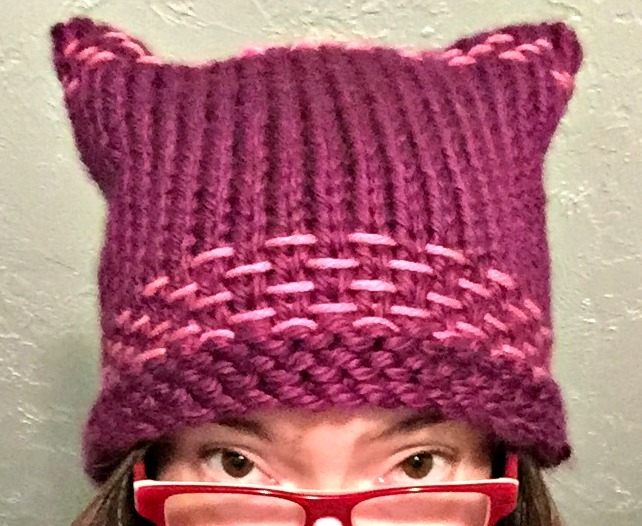 pussyhat #19 for Brooke