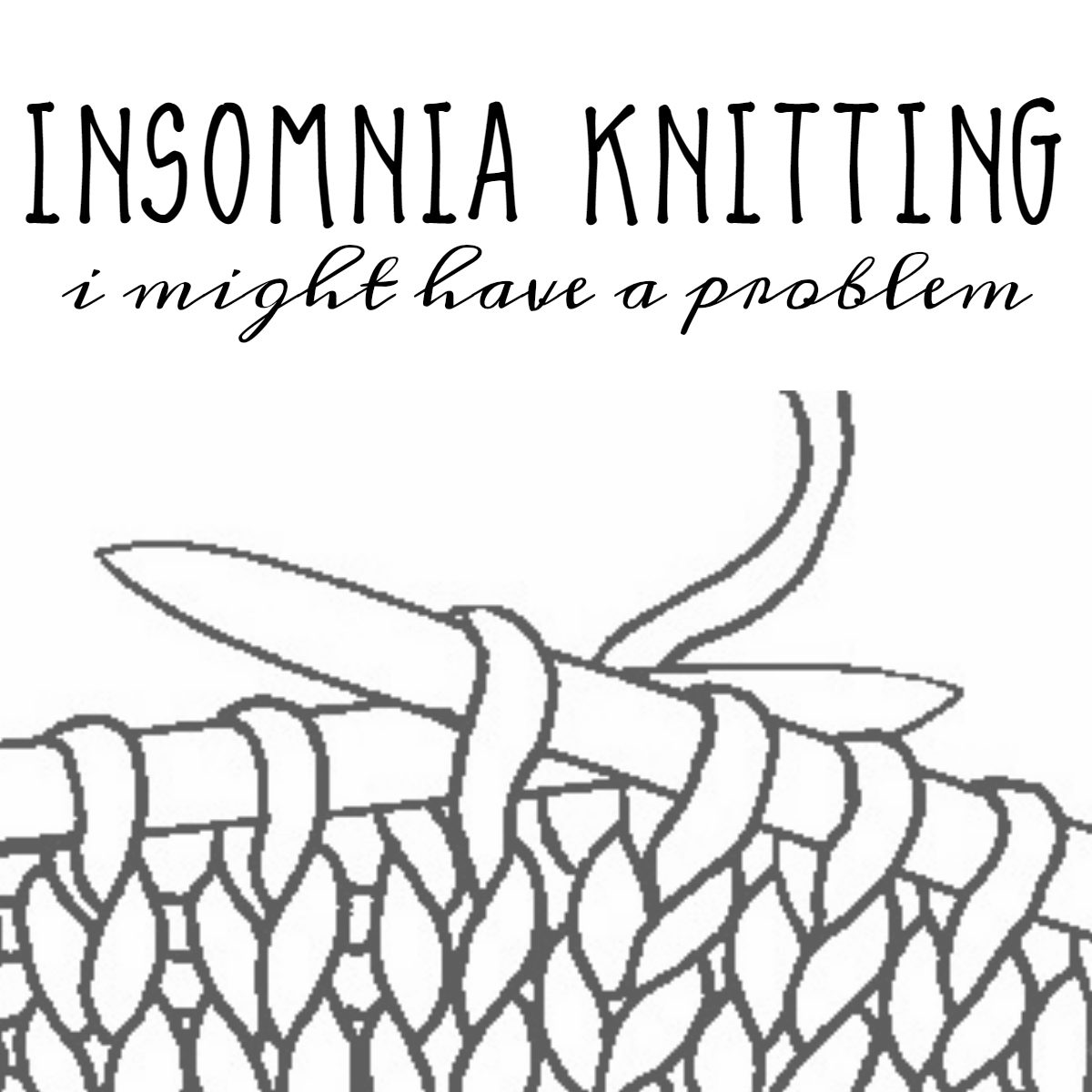 insomnia knitting