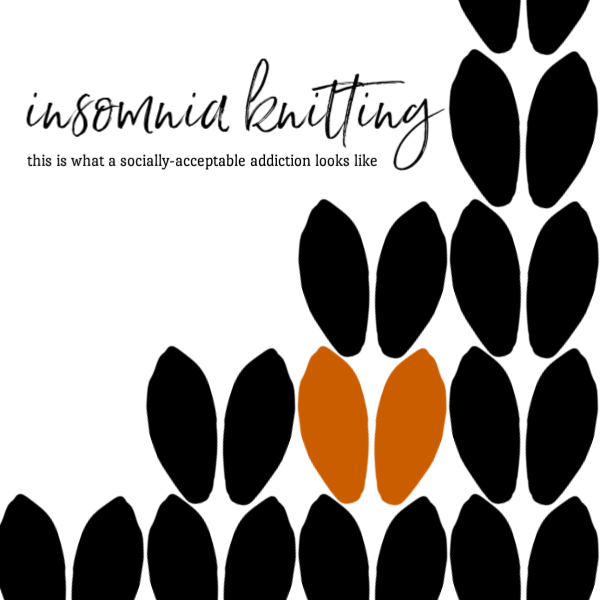 insomnia knitting